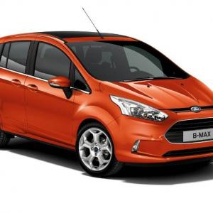 Ford B max