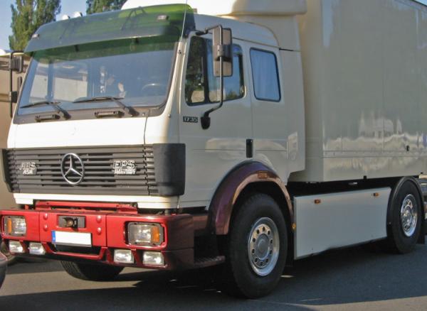 Mercedes Camion