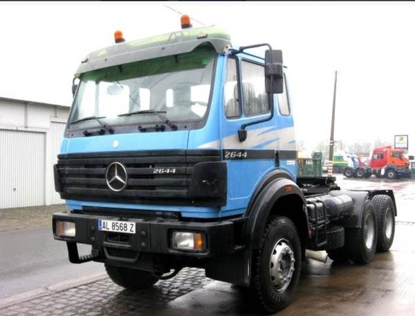 Mercedes Camion SK