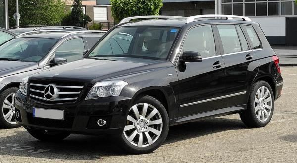 Mercedes GLK X204