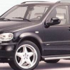 Mercedes ML W163