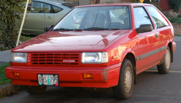 Hyundai Excell