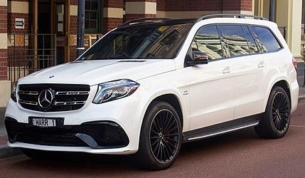 Mercedes x166 Gl