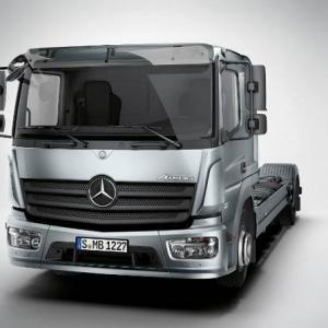 Mercedes Atego-Axor