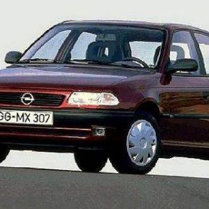 Opel Astra F