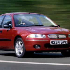 Rover 25 200