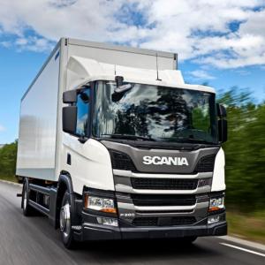 Scania P Series