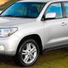 Toyota Landcruiser V8