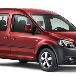Volkswagen Caddy/Caddy Life