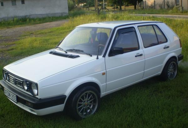 Volkswagen Golf II