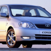 Toyota Corolla E120; E130