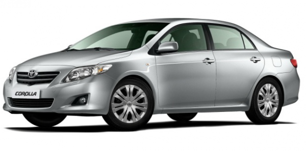 Toyota Corolla E140; E150