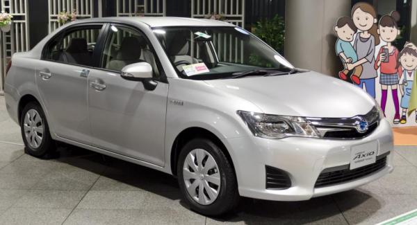 Toyota Corolla E160; E170