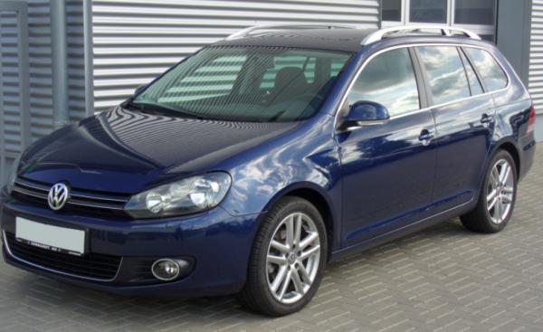 Volkswagen Golf VI. Variant